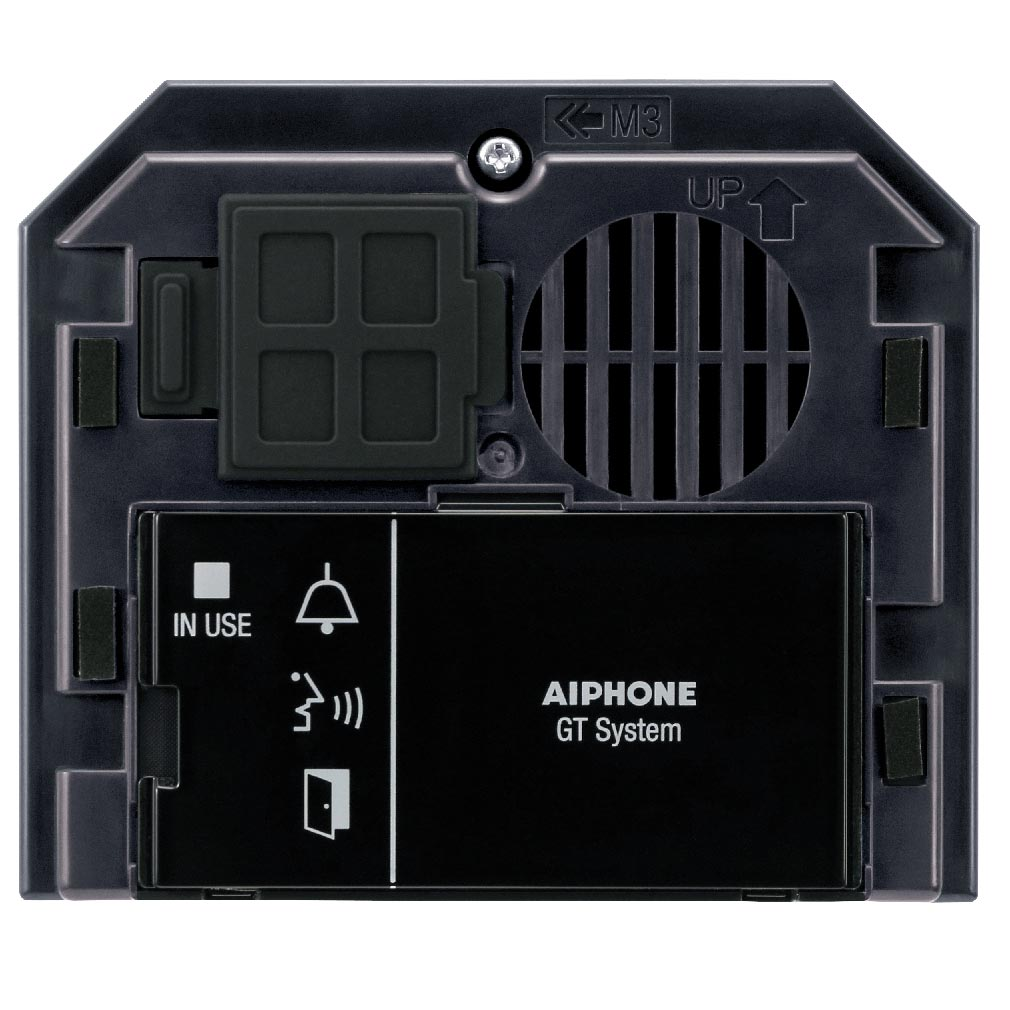 Aiphone - AIP200253 - Module micro HP avec systhèse vocale & pictos - GTDBVB