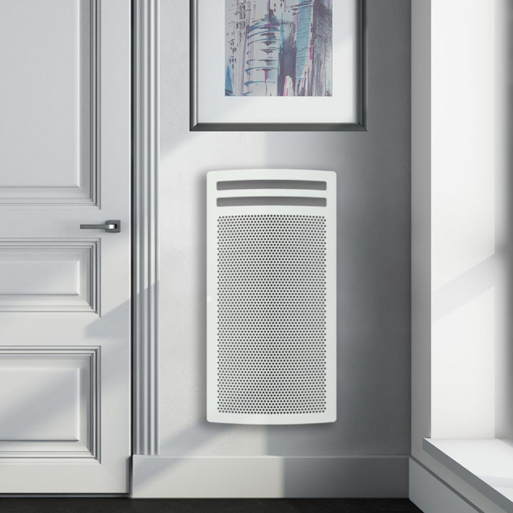 Applimo - APP0011495FD - APPLIMO 11495FD - RADIATEUR QUARTO D+ VERTICAL 1500W BLANC
