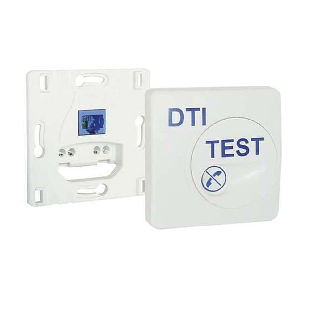 Michaud - MIHQ170 - MICHAUD Q170 - DTI RJ45 G2 encastrable