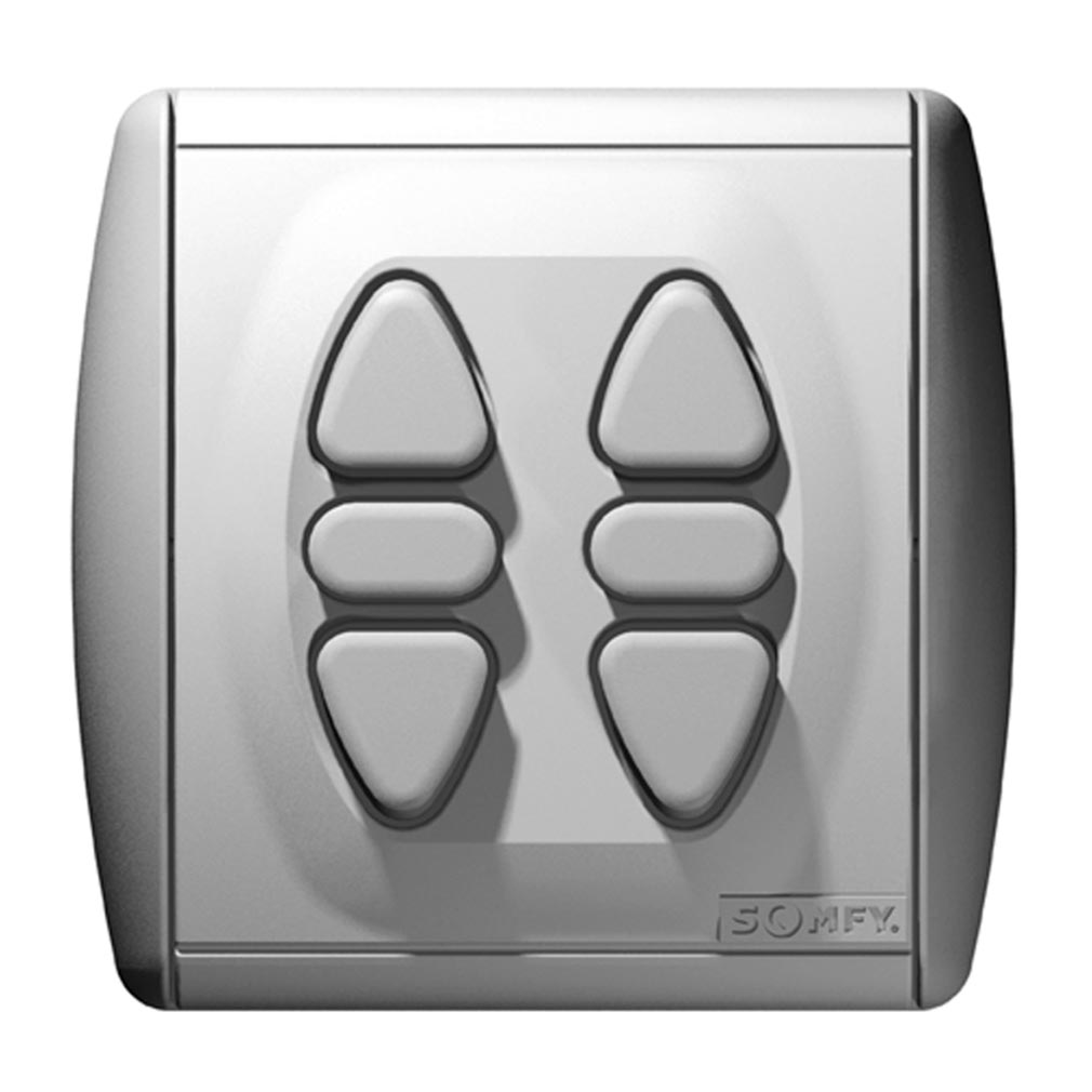 Somfy - SYF1800026 - INIS DUO INTEO - Position Fixe